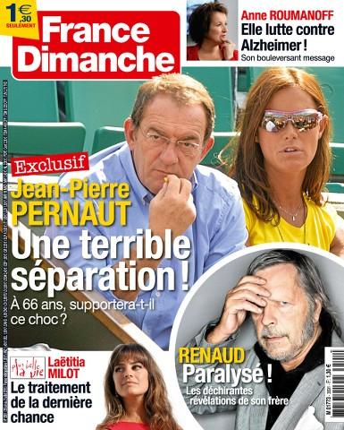France Dimanche 3591 - 26 Juin au 2 Juillet 2015