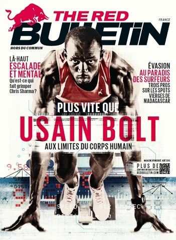 The Red Bulletin France - Août 2015