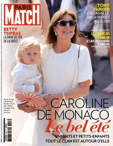 Paris Match 3453 - 23 au 29 Juillet 2015