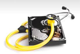 Recover your hard drive after corruption