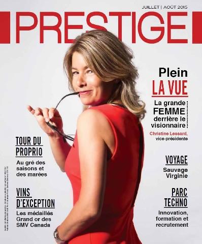 Prestige - Juillet-Août 2015