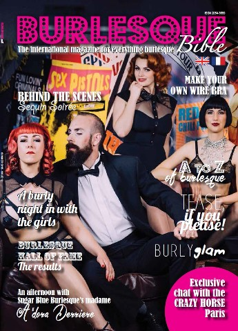 Burlesque Bible - Summer 2015