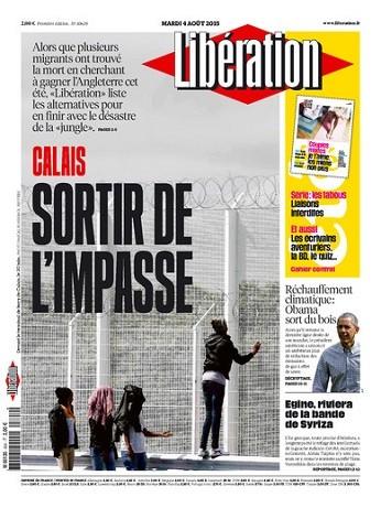 Liberation Mardi 04 Aout 2015