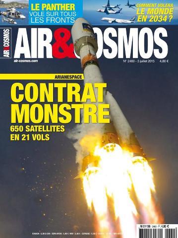 Air & Cosmos 2460 - 3 au 9 Juillet 2015