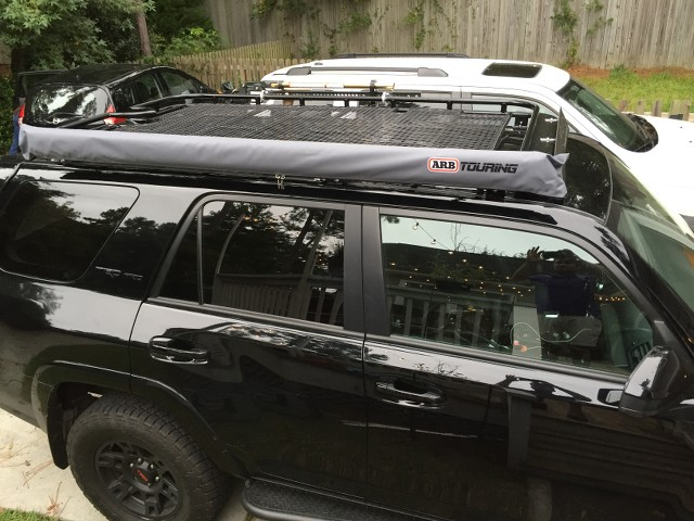 arb rear awning 28 images arb 1250 awning arb touring With best brand of paint for kitchen cabinets with toyota tacoma trd stickers