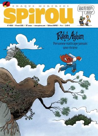 Le Journal de Spirou 4036 - 19 au 25 Août 2015