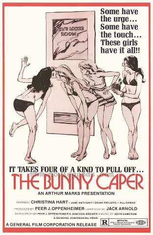 9KjVlz Jack Arnold   Games Girls Play AKA The Bunny Caper AKA Sex Play (1974)