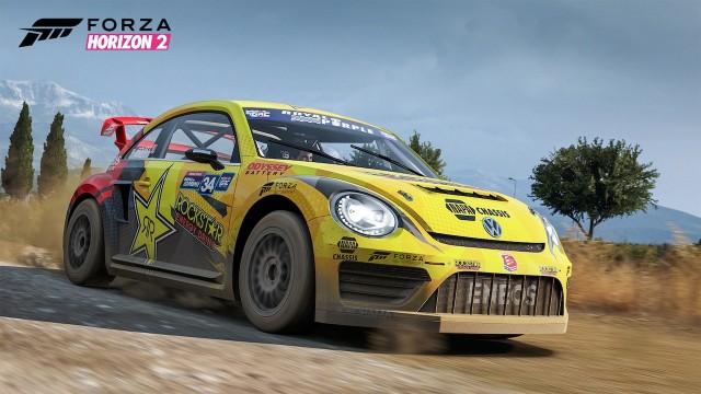 Forza Motorsports Forza Horizon 2 Rockstar Energy Photo Contest