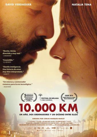 DSsGTg Carlos Marques Marcet   10.000 Km AKA Long Distance (2014)