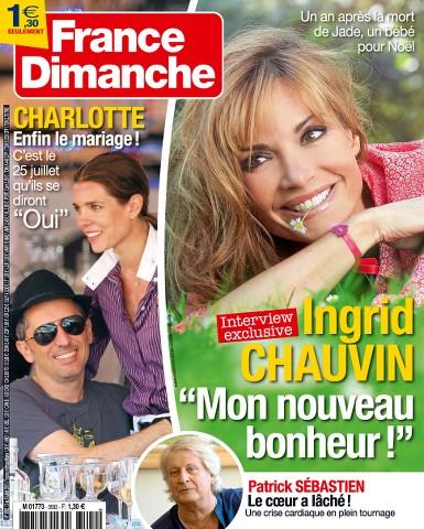 France Dimanche 3592 - 3 au 9 Juillet 2015