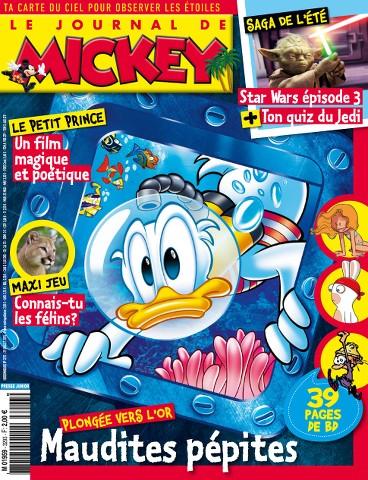Le Journal de Mickey 3293 - 29 Juillet au 4 Août 2015