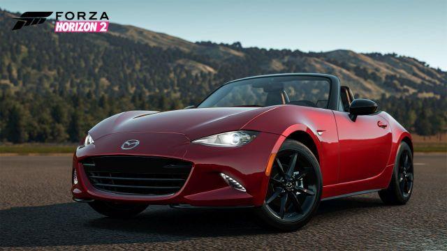 Forza Horizon 2 Win A Mazda Miata