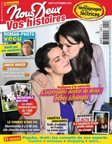Nous Deux Hors-Série - Août-Septembre 2015