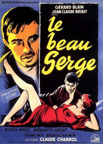 N5B2XM Claude Chabrol   Le beau Serge (1958)