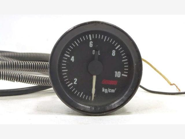 Omori oil pressure gauge 52mm 180sx S13 S14 R33 R34 R32 Rx7 BRZ