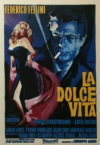 Q0CSVO Federico Fellini   La Dolce Vita (1960)