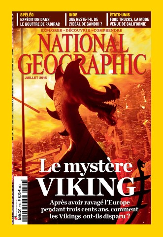 National Geographic 190 - Juillet 2015
