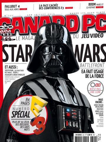 Canard PC 321 - 1er Juillet 2015
