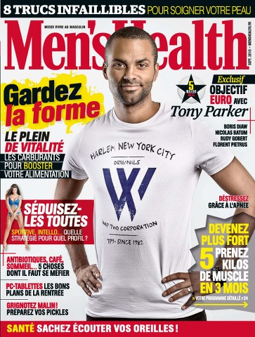 Men's Health 78 - Septembre 2015