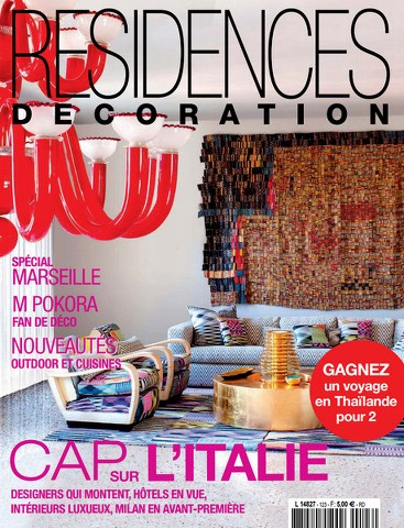 Residences Decoration - Mai/Juin 2015