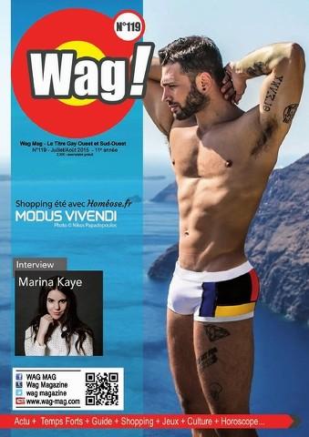 Wag! Mag - Juillet / Août 2015