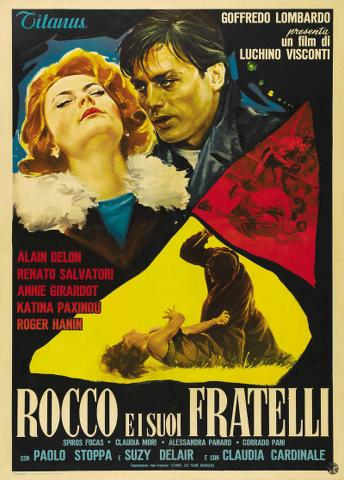 VtD1pD Luchino Visconti   Rocco e i suoi fratelli aka Rocco and His Brothers (1960)