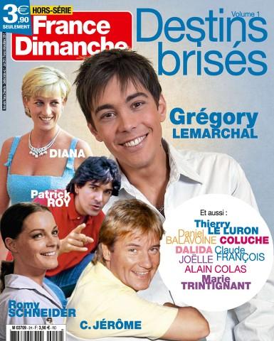 France Dimanche Hors Série 2 - 2015