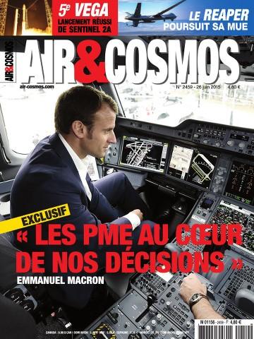 Air & Cosmos 2459 - 26 Juin au 2 Juillet 2015