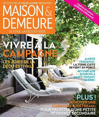 Maison & Demeure - Juillet-Août 2015