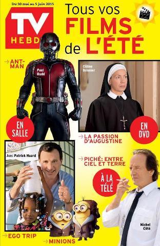TV Hebdo – 30 Mai 2015