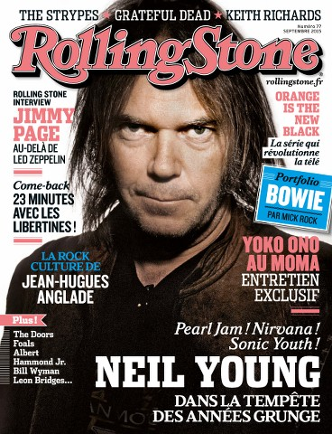 Rolling Stone 77 - Septembre 2015