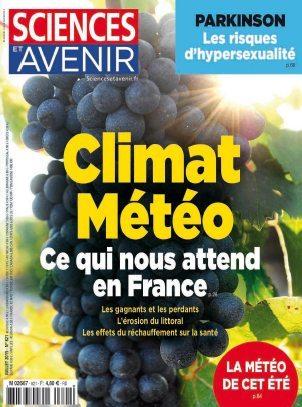 Sciences et Avenir - Juillet 2015