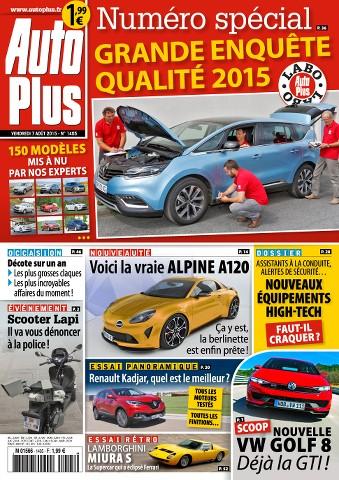 Auto Plus 1405 - 7 au 13 Août 2015