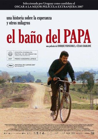 m1XDG4 César Charlone & Enrique Fernández   El Baño del Papa aka The Popes Toilet (2007)