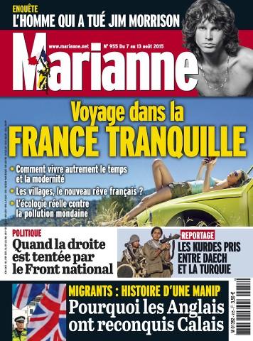 Marianne 955 - 07 au 13 Août 2015