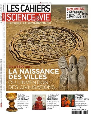 Les Cahiers de Science & Vie 155 - Août 2015
