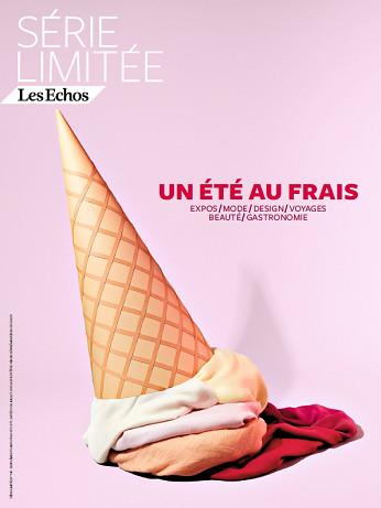 Les Echos Série Limitée - Juillet 2015