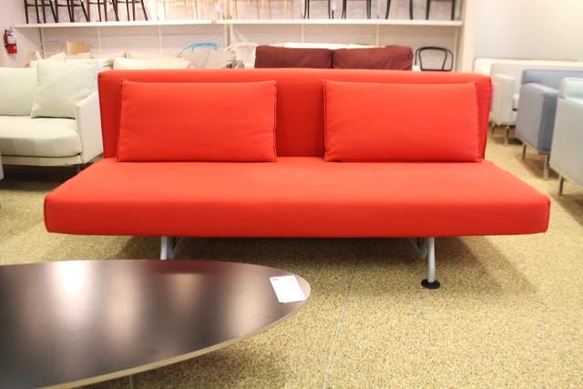 sliding sleeper sofa rosso modern dwr design within reach