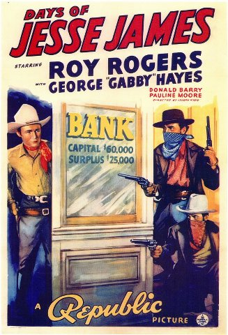 wEHPbZ Joseph Kane   Days of Jesse James (1939)