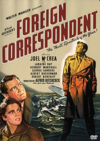 SQHdSC Alfred Hitchcock   Foreign Correspondent (1940)