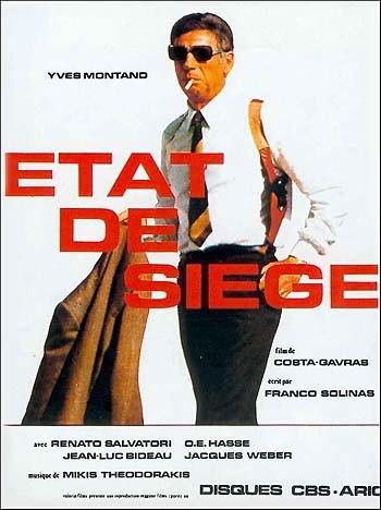 gaCnGD Costa Gavras   Etat de Siège AKA State of Siege (1972)