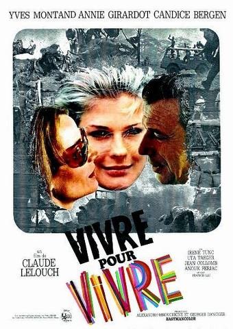 htj86k Claude Lelouch   Vivre pour vivre AKA Live for Life (1967)