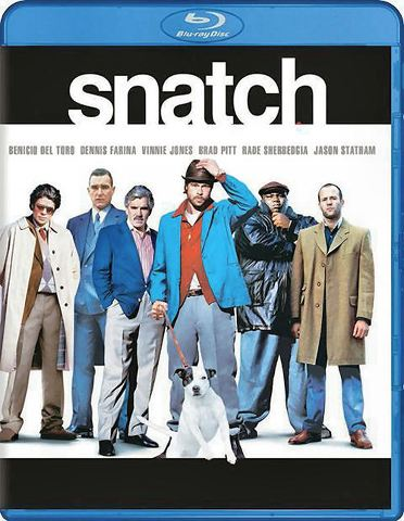 Snatch - Lo strappo (2000) Full Blu-Ray AVC 36Gb DTS-HD MA 5.1