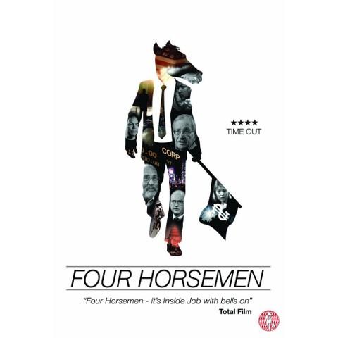 horsemendvd1024x1024 Ross Ashcroft   Four Horsemen (2012)