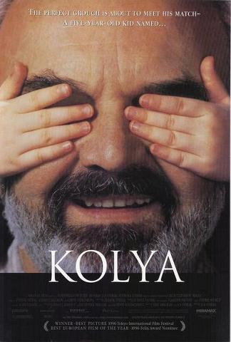 2332541020a Jan Sverák   Kolya (1996)