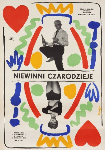 637171 Andrzej Wajda   Niewinni czarodzieje AKA Innocent Sorcerers (1960)