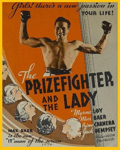 BAMe6w Howard Hawks & W.S. Van Dyke   The Prizefighter and the Lady (1933)