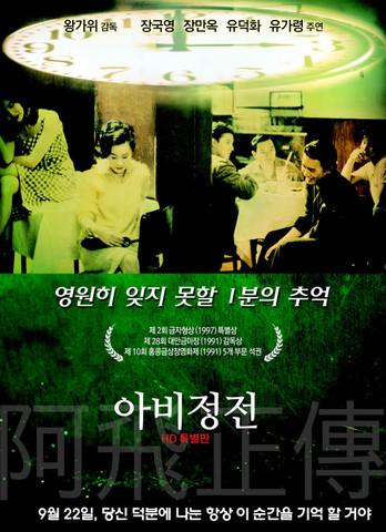 ieVTJI Kar Wai Wong   A Fei jing juen aka Days of being wild (1991)