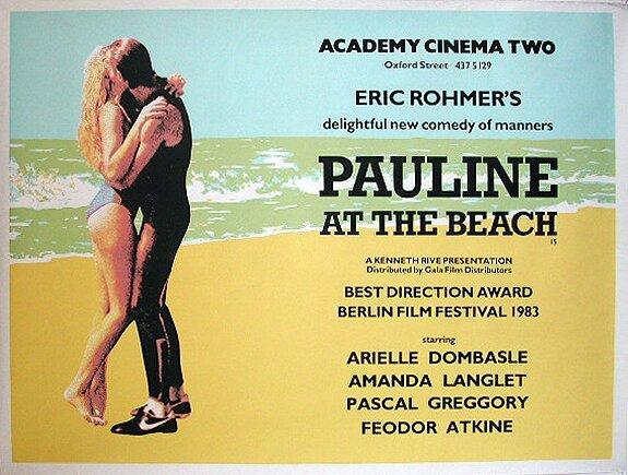 8n6NTX Eric Rohmer   Pauline à la plage AKA Pauline at the Beach [+Extras] (1983)