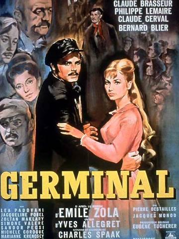 CSUm3Z Yves Allégret   Germinal (1963)